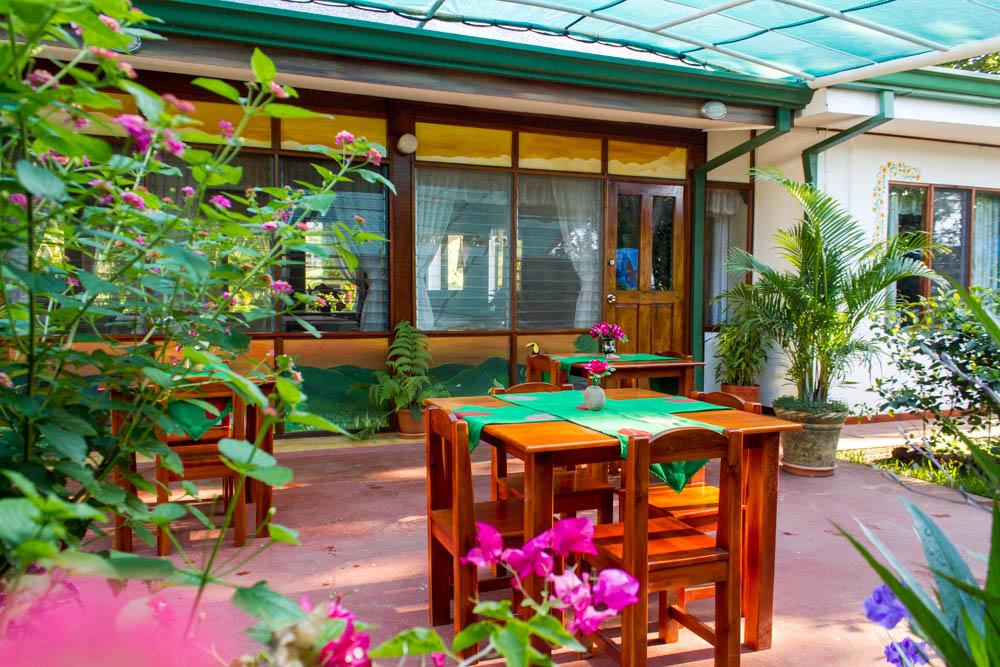 costa rica garden hotel